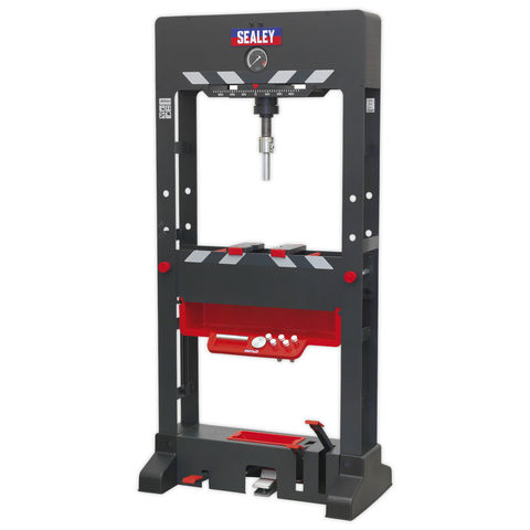 Image of Sealey Sealey PPF301 Premier 30 Tonne Floor Type Air/Hydraulic Press