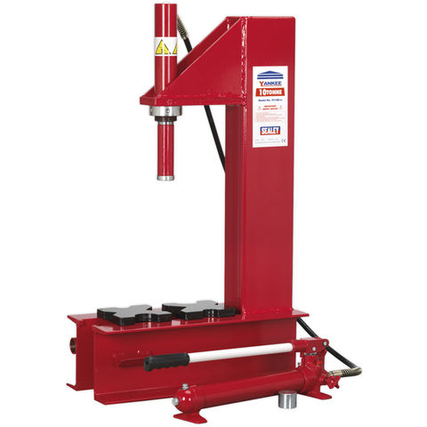 Image of Sealey Sealey YC10B Hydraulic 10 Tonne Press Bench 'C' Type