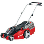Einhell Power-X-Change GE-CM 43 Li M Cordless Lawnmower with 2x4.0Ah Batteries