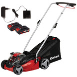 Einhell Power X-Change GE-CM 33 Li Kit 36V Lithium Ion Cordless Mower & 2 x 2Ah Batteries