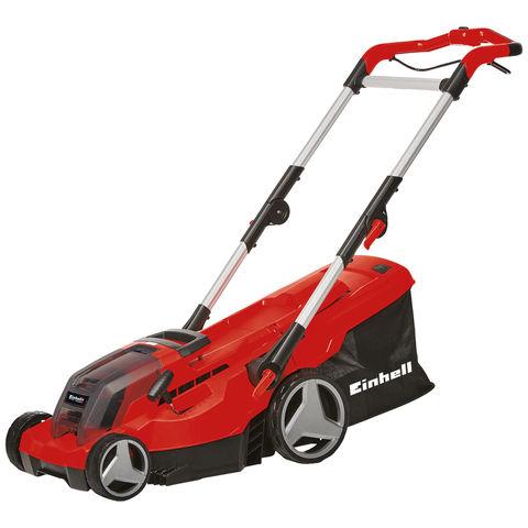 Einhell Power X-Change Einhell Power X-Change GE-CM 36/37 Li 37.5cm Lawn Mower 36V with 2 x 18V 3Ah Batteries & Charger