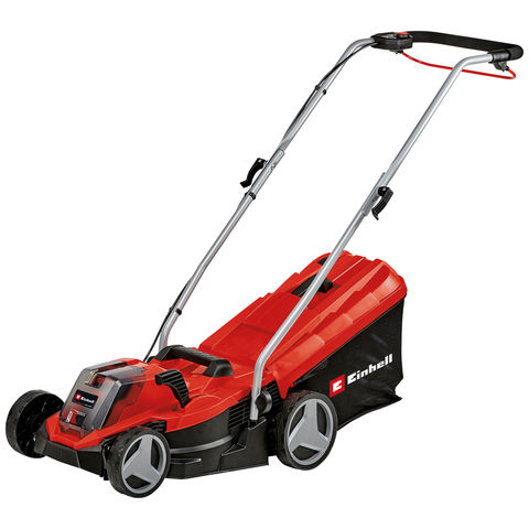 Einhell Power X-Change Einhell Power X-Change GE-CM 18/33 Li 33cm Lawn Mower 18V Cordless Kit with 4Ah Battery & Charger