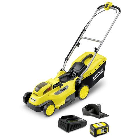 Karcher Karcher LMO 18-36 36cm Cordless Lawn Mower with Battery Set