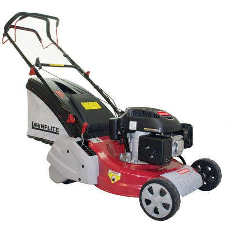 Image of Lawnflite Lawnflite CRR46SP 56cm Roller Petrol Lawnmower