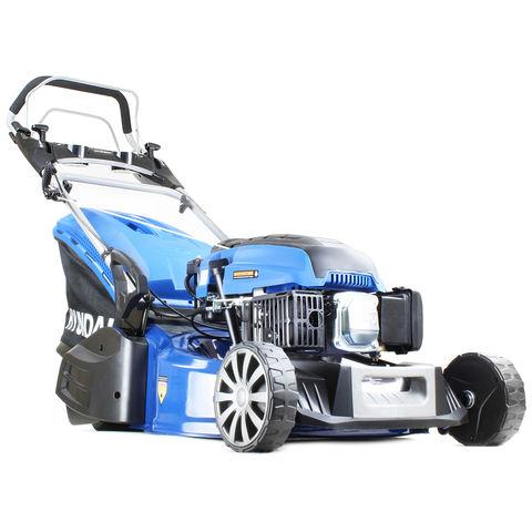 Hyundai Hyundai HYM480SPER 48cm Self Propelled Lawn Mower with Electric Start & Roller