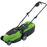 Draper LM32 32cm Electric Lawn Mower