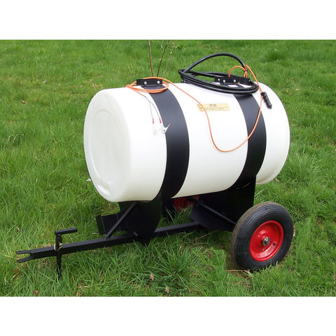 Image of SCH Supplies SCH 180 Litre Towed Water Cart With Pump Discharge