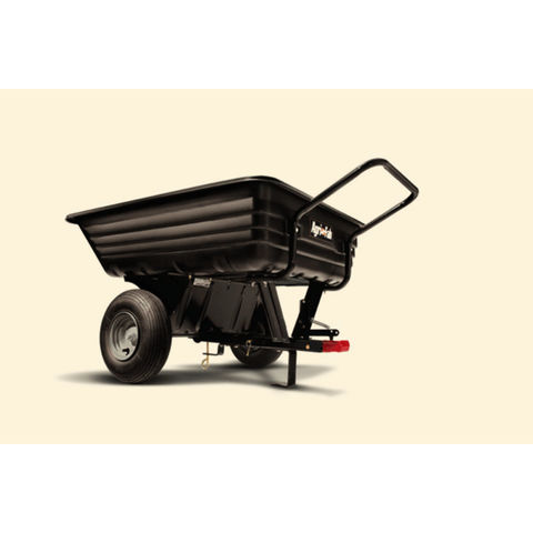 Image of Agri-Fab Agri-Fab Convertible Poly Dump Cart