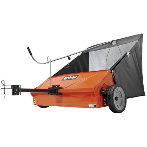 Agri Fab 45 0492 44 Towed Lawn And Leaf Sweeper Machine