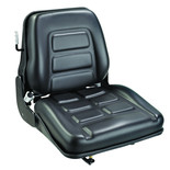 Clarke TS1 Comfort Tractor Seat With Integrated Suspension