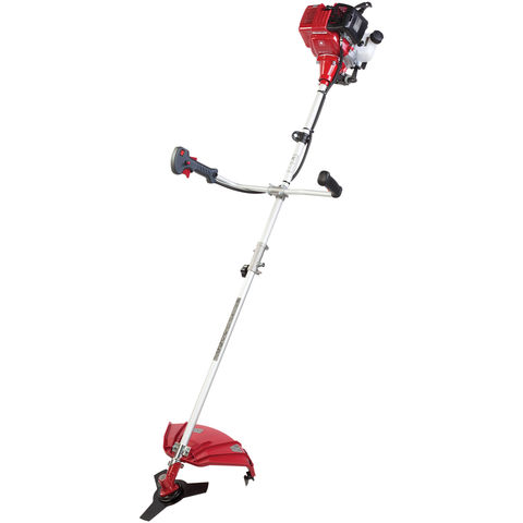 Image of Einhell Einhell GC-BC 4 Stroke 31cc Petrol 2-in-1 Brushcutter/ Grass Trimmer
