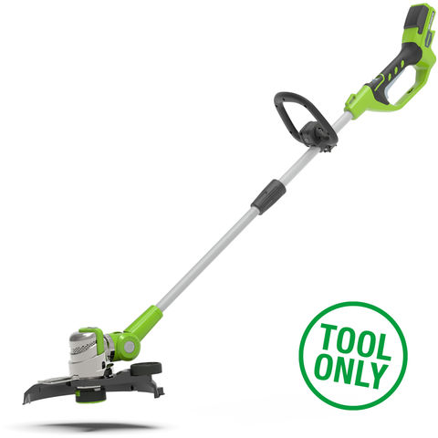 Image of Greenworks Greenworks GWG24LT30DEL 24V Deluxe String Trimmer (Bare Unit)