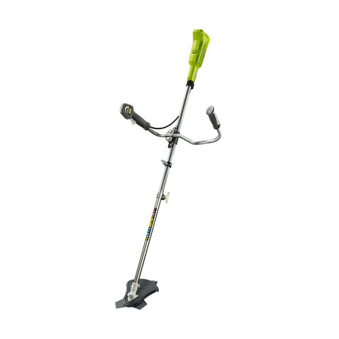 Image of Ryobi One+ Ryobi One+ 18V Cordless Brushcutter With Bike Handle (Bare Unit)