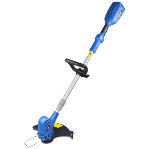 Image of Hyundai Hyundai HYTR60Li 60V Cordless Grass Trimmer and Edger with 2.5Ah Battery and Charger