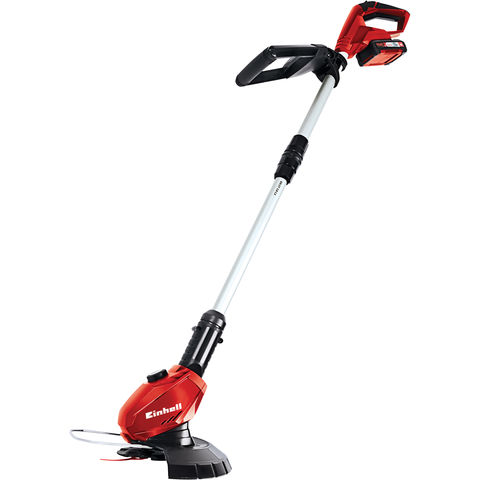Image of Einhell Power X-Change Einhell Power X-Change GE-CT 18V Li-Ion Grass Trimmer Kit with 2Ah Battery