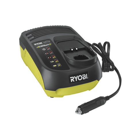 Image of Ryobi One+ Ryobi One+ RC18118C 18V In Car Charger
