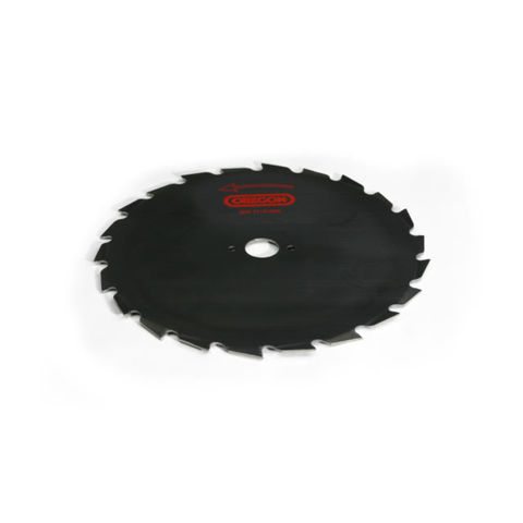 Image of Machine Mart Xtra Oregon 225mm MAXI Brushcutter Clearing Blade (20mm Arbor)