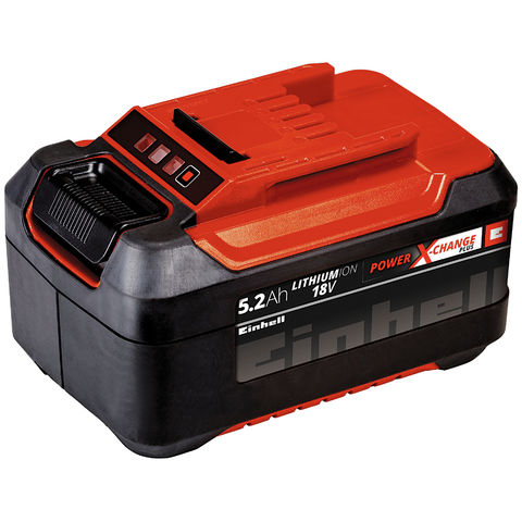 Image of Einhell Power X-Change Einhell 18V 5.2Ah Power X-Change Battery