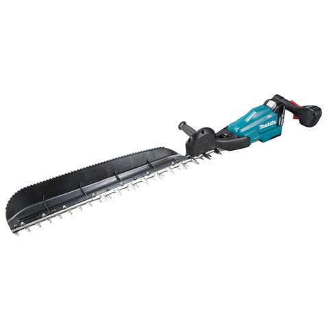 Makita Makita DUH754SRT Brushless Single Blade 75cm Hedge Trimmer (1 x 5.0Ah Battery & DC18RC Charger)