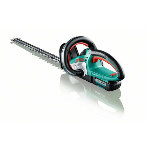 Image of Bosch Bosch AdvancedHedgeCut36 Cordless Hedgecutter With 2Ah Battery