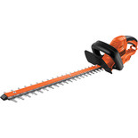 Black And Decker 500W Hedge Trimmer (55cm blade) (230V)