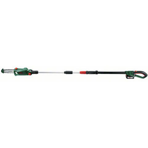 Image of Bosch Bosch UniversalChainPole18 Cordless Telescopic Pruner (18V) With 2.5Ah Battery