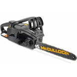 McCulloch LI58CS 40cm 58V Power Li-NK Cordless Chainsaw with 5.2Ah Battery & Charger