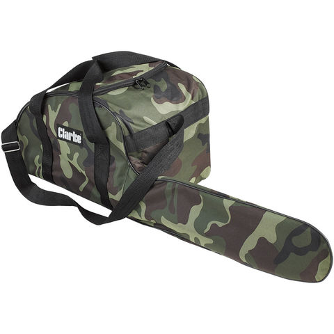 Image of Clarke Clarke CCSB1 Camouflage Chainsaw Bag