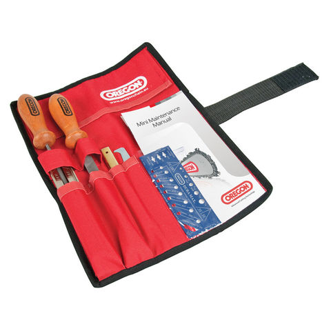 Image of Oregon Oregon Chainsaw Sharpening Kit In Pouch-Type 90