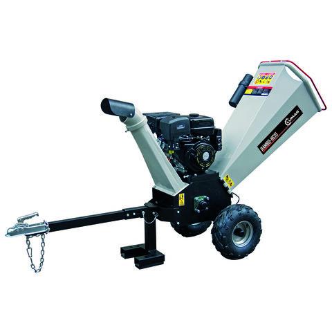 Image of Lumag Lumag RAMBO HC15 120mm Professional Petrol Wood Chipper