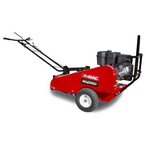 Image of Mighty Mac Mighty Mac CPSC82HEX 13.5Hp Stump Grinder with Briggs & Stratton OHV