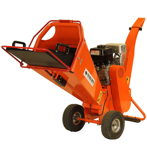Image of Forest Master Forest Master FM6.5WC 6.5HP Petrol Wood Chipper and Shredder