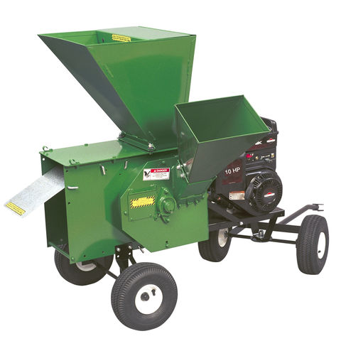 Image of Mighty Mac Mighty Mac 12PT1100EX 10hp Chipper Shredder