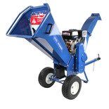 Hyundai HYCH1500E-2 E-Start 14HP Petrol Wood Chipper/Shredder/Mulcher