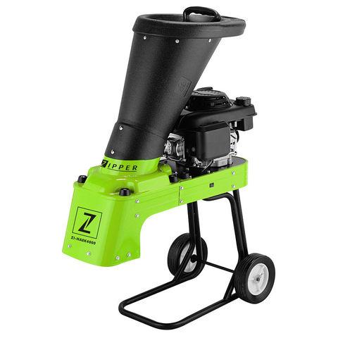 Image of Zipper Zipper HAEK4000 50mm Petrol Garden Shredder