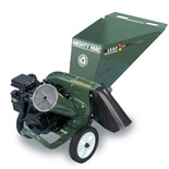 Mighty Mac LSC800EX 6.5hp Petrol Chipper Shredder