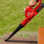 Grizzly ALB1815 Lion Battery Leaf Blower & Battery