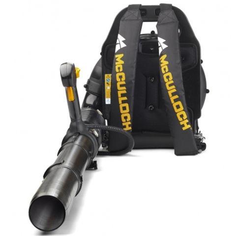 McCulloch McCulloch GB355BP 46cc Petrol Back-Pack Leaf Blower
