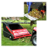 "SCH Supplies 36"" Trailed Sweeper"