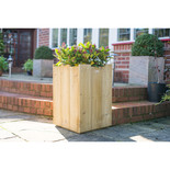Forest Product Windsor Planter (Square)