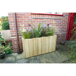 Forest Product Windsor Planter (Long)
