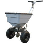 Handy THSS100 45kg Push Salt Spreader
