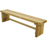 Forest 45x180x35cm Double Sleeper Bench