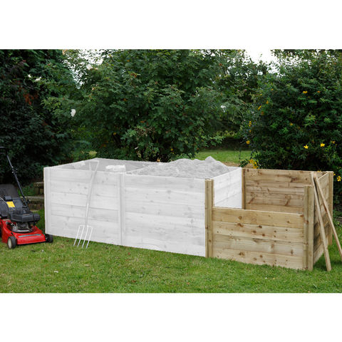 Image of Machine Mart Xtra Forest Slot Down Compost Bin Extension Kit