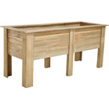 Forest 80x180x70cm Deep Root Planter 1.8m