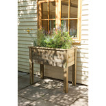 Forest 87x100x50cm Bamburgh Planter Table