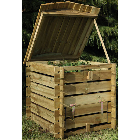 Image of Forest Forest 86x74x74cm Beehive Composter