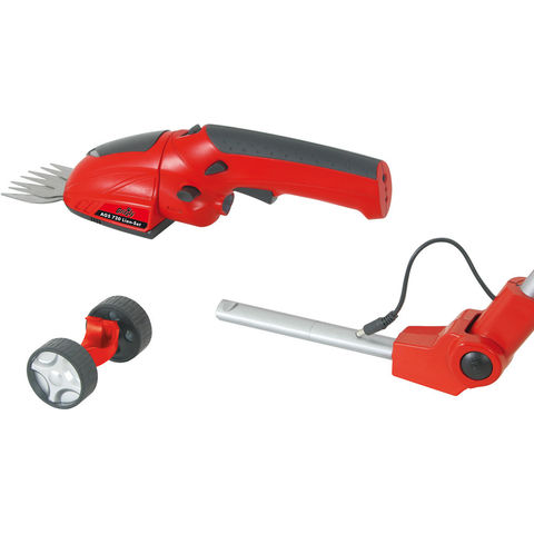 Image of Grizzly Grizzly AGS720Lion Battery Powered Grass/Hedge Shears Set & Battery