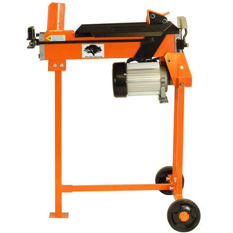 Image of Forest Master Forest Master FM5T Fast Lightweight Compact 5 Tonne Log Splitter with Stand (230V)