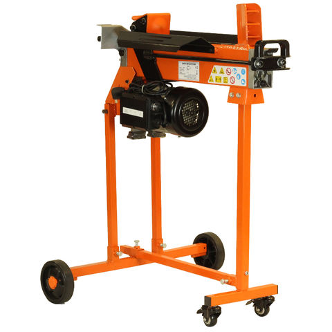 Image of Forest Master Forest Master FM5TW Fast Lightweight Compact 5 Tonne Log Splitter with Stand and Castors (230V)